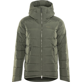 Bergans Stranda Down Hybrid Jacket Herren seaweed/khakigreen